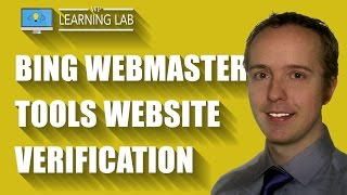 Bing Webmaster Tools Verification Using Meta Tags & WordPress SEO by Yoast | WP Learning Lab