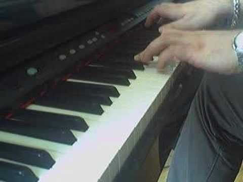 Piano Truman Sleeps Phillip glass (by malou)