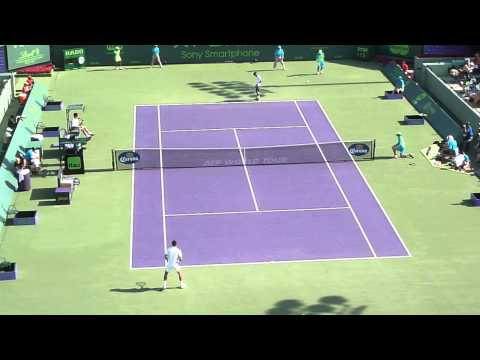Andy Murray vs David Ferrer, Miami - Sony Ericsson Open final 2013
