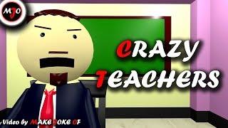 download lagu Make Joke Of - Crazy Teachers gratis