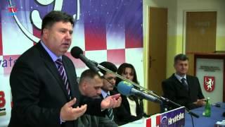Marko Lukić govor u Gospiću