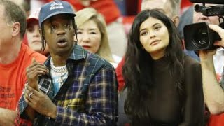 Travis Scott Following Tristan Thompson & Cheating on Kylie Jenner???
