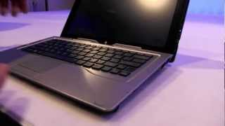 Fujitsu Stylistic Q702 Business Ultrabook Convertible Hands On