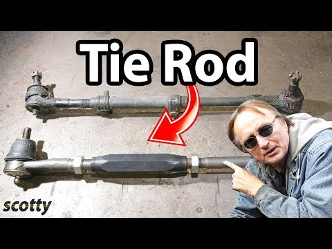 How To Change A Tie Rod On Your Vehicle