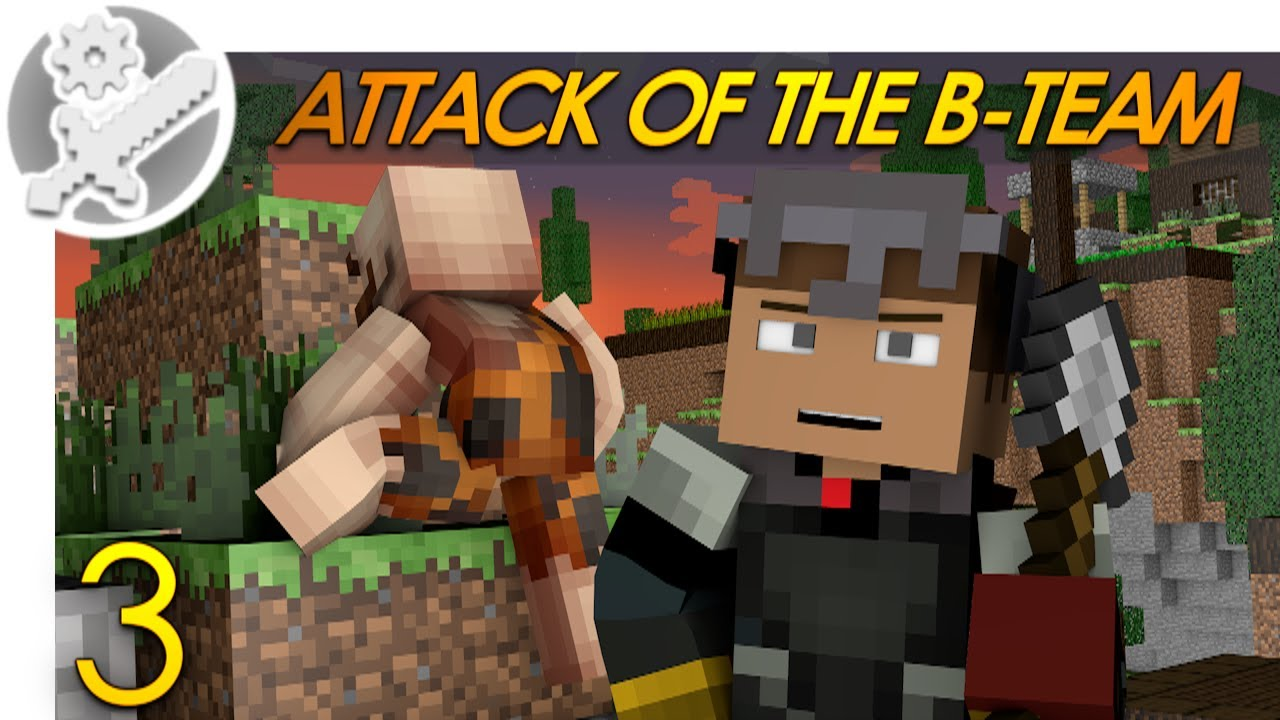 Ferdayz attack of the b team modded survival 3 youtube