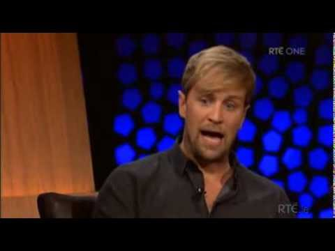 Kian Egan - The Late Late Show ( Jan.10, 2014 )