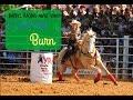 Barrel racing music video ~ Crash and Burn -