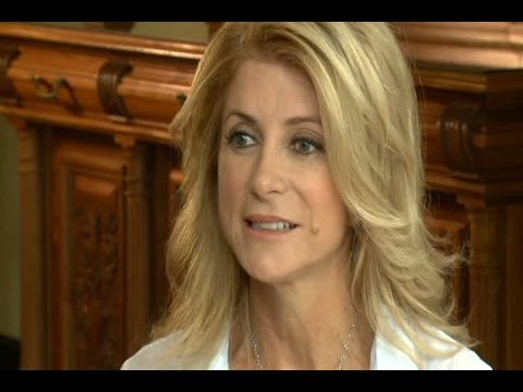 Full Interview: Wendy Davis