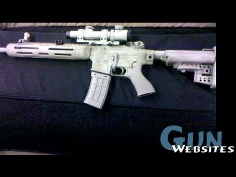 P15 In 5.45x39 AR-15