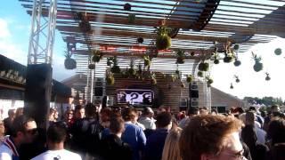 B2B stage @ Tomorrowland 2011, Boom, Belgium (22.07.2011)