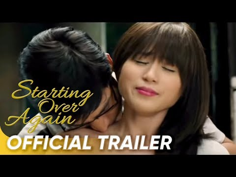 Starting Over Again Full Trailer video