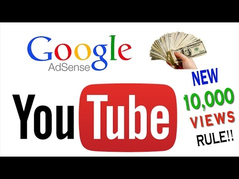 How to Set Up Google AdSense Account For YouTube (NEW RULE!!) 2017 April