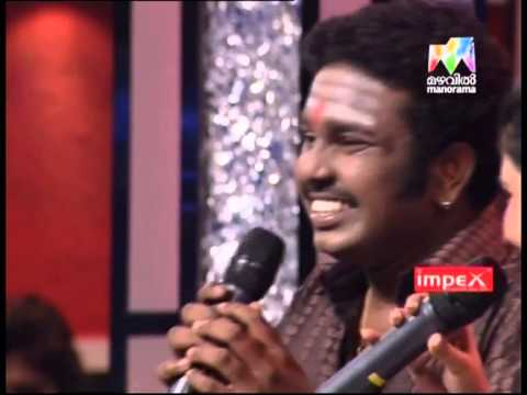 Josco Indian Voice Season 2 - Manju And Vishnu 14-01-2013.mkv video