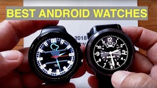 2018 Smartwatch Holiday Buyer's Guide: Top Android Smartwatches (Best of the Best)