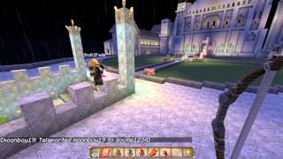 MineCraft Skins & Maps - Lord of the Rings - Legolas and Bilbo Baggins