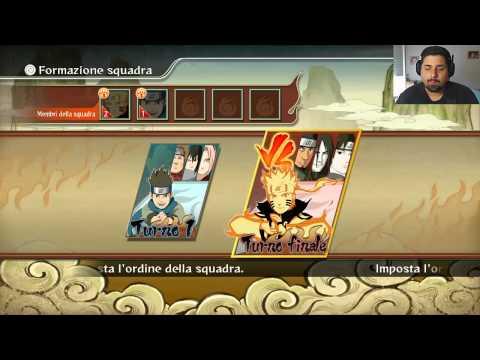 Naruto Shippuden: Ultimate Ninja Storm Revolution Ep. #2 Lallenamento di Gai