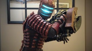 Dead Space Isaac Clarke Exclusive Statue Unboxing by Sideshow Collectibles