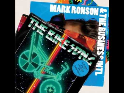 Mark Ronson feat. Kyle Falconer - The Bike Song