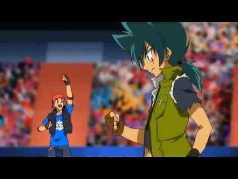 Beyblade Hikaru vs Ryuga Hikaru vs Beybladers