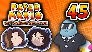 Paper Mario TTYD: An Egg! - PART 45 - Game Grumps