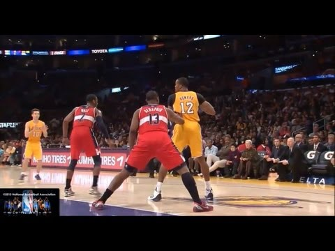 Dwight Howard Lakers Highlights 2012/2013