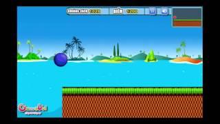 Chơi game Sonic siêu tốc độ - Game Vui