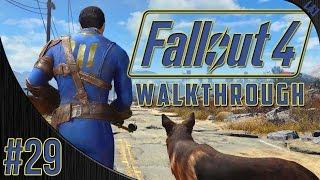 Fallout 4 Gameplay Walkthrough w/ Pixelz Part 29 - Scribe Faris Holotape