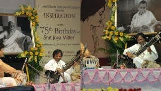 Sitar recital by Ustad Shahid Parvez