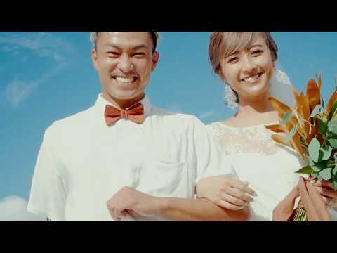THE BEACH real wedding_青木様