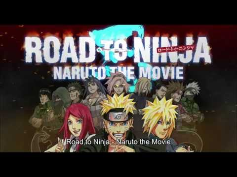 Road To Ninja - Naruto The Movie -- U.s Official Trailer 1 video