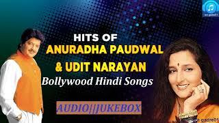 Download Lagu Best of Udit Narayan &  Anuradha Paudwal  bollywood hindi Jukebox Songs Gratis STAFABAND