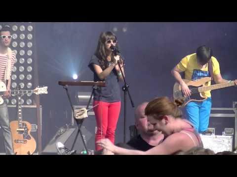 Monika Brodka - Saute Live 3 Majówka 04.05.2012 Wrocław video