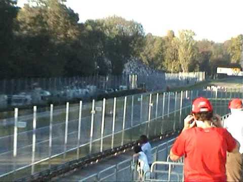 Ferrari in Monza,Schumacher, Massa, Badoer, Gene