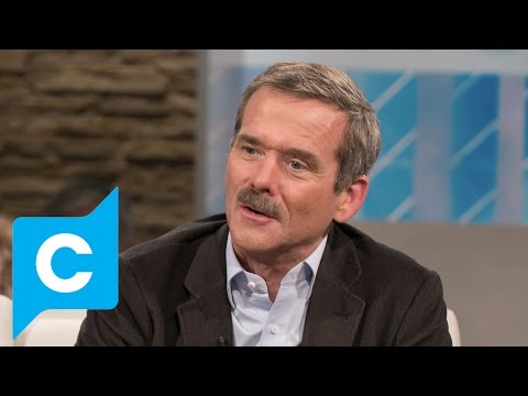 Cmdr. Chris Hadfield Explains Why Space Exploration Matters