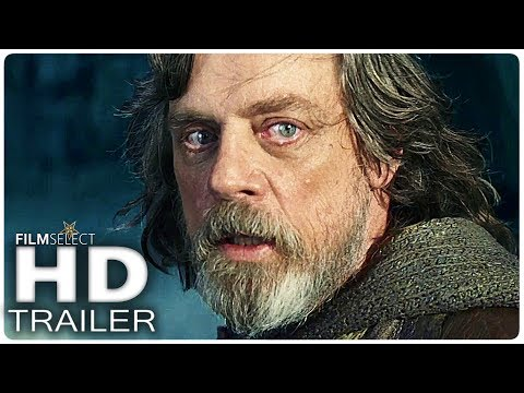 STAR WARS 8 The Last Jedi Trailer 2 Extended 2017