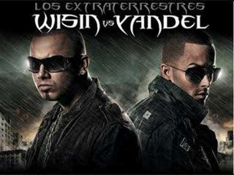 Wisin And Yandel - Noche De Sexo