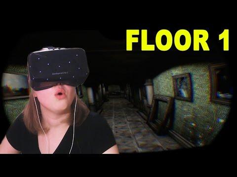 Affected. Oculus Rift DK2 [ЭТО ОЧЕНЬ СТРАШНО!]