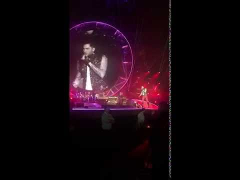 Radio Gaga_Adam in the crowd (Stuttgart)