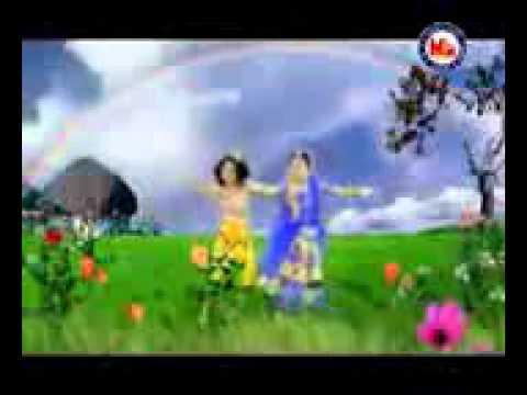 Remix of krishna devotional song