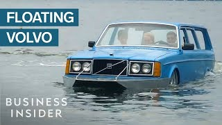 How To Make A Volvo Float