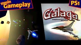 Galaga: Destination Earth ... (PS1)
