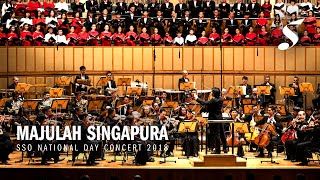 Singapore National Anthem  - Majulah Singapura (ZUBIR SAID, arr.  PHOON YEW TIEN)