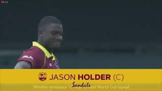 Few surprises in final Windies squad selection | SportsMax Zone