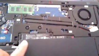 Hp EliteBook 850 G1 Battery Replacement / Batarya Değişimi