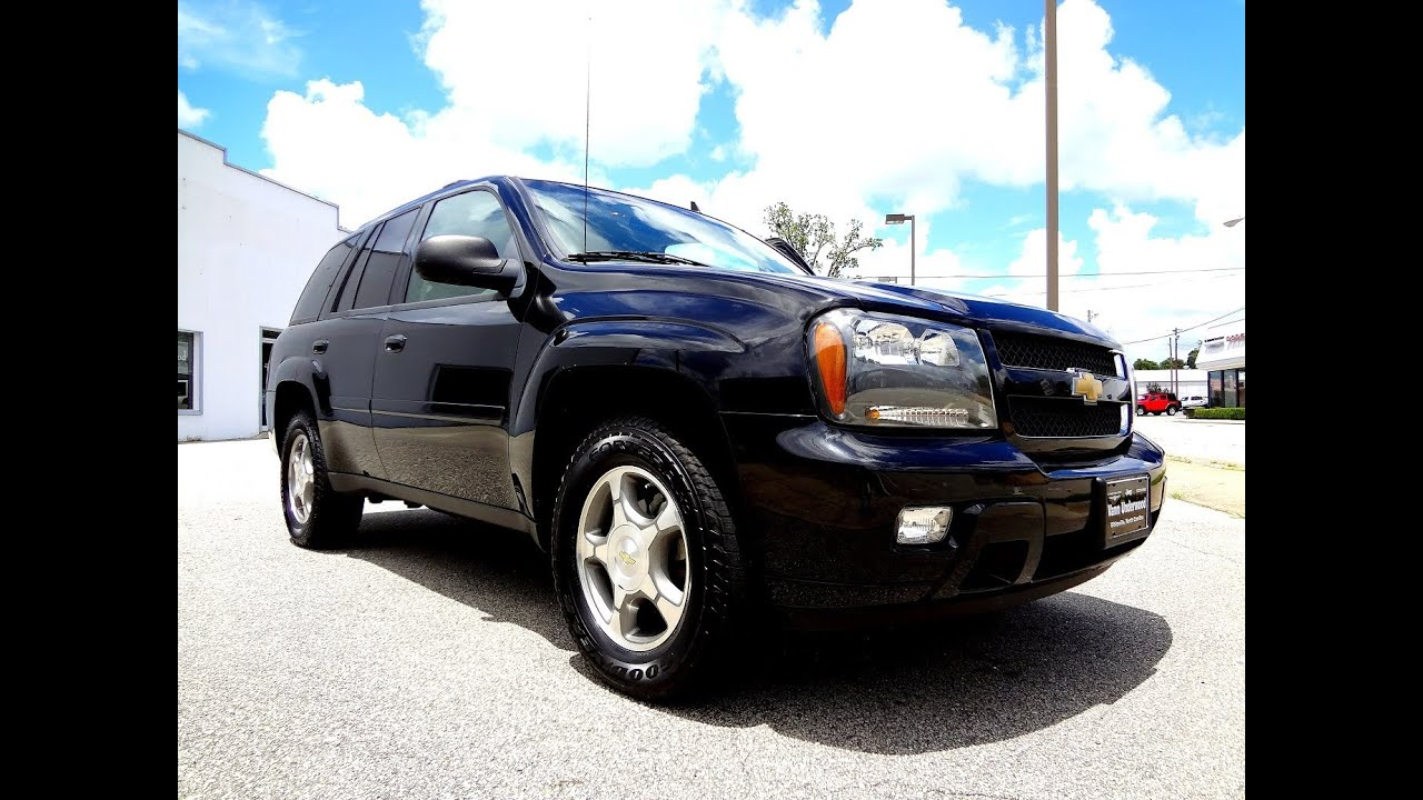 2009 chevy trailblazer
