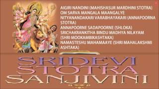 Sridevi Stotra Sanjivini (Sri Adi Shankaracharya) Devi Bhajans [Full Audio Songs Juke Box]