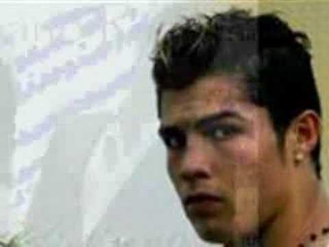 Cristiano Ronaldo mix - temperature