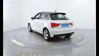 Audi a1 sportback occasion visible à Dammarie les lys présentée par Aramisauto vo