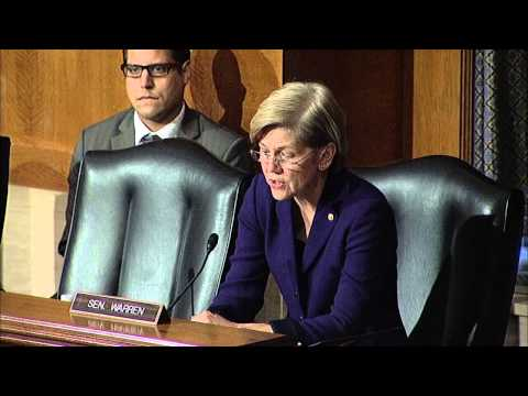 Sen. Warren Introduces Dr. David Weil to HELP Committee