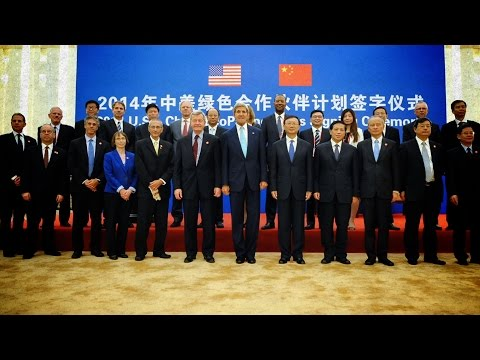 EcoPartnerships: U.S.-China Cooperation on Energy and Environmental Issues